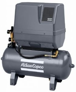 Atlas Copco LT 5-20 Receiver Mounted Silenced