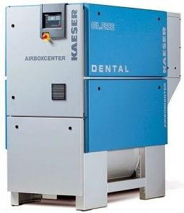 Kaeser AIRBOX CENTER 1000-2 DENTAL
